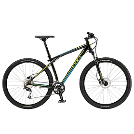 """Велосипед горный GT Karakoram Comp 29"""" 2015 черный рама - M"""
