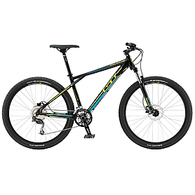"""Велосипед горный GT Avalanche Comp 27,5"""" 2015 черный рама - M"""