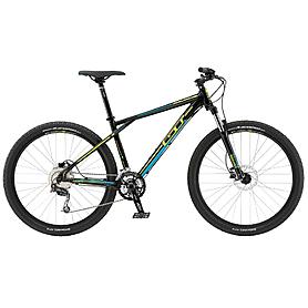 """Велосипед горный GT Avalanche Comp 27,5"""" 2015 черный рама - L"""
