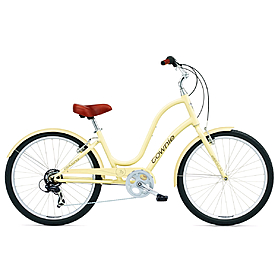 "Велосипед городской Electra Townie Original 7i 24"" Ladies vanilla"