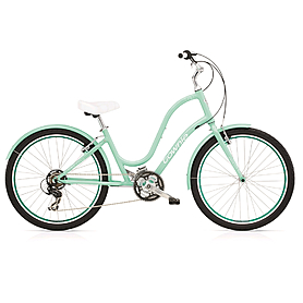 Фото 1 к товару Велосипед городской женский Electra Townie Original 21D 26