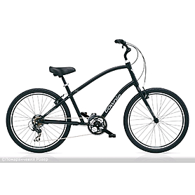 "Велосипед городской Electra Townie Original 21D 26"" Men's Black"