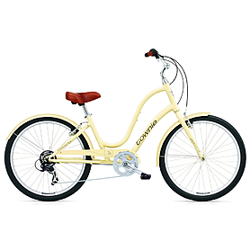 "Велосипед городской Electra Townie Original 7D 26"" Ladies' Vanilla"
