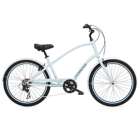 "Велосипед городской Electra Townie Original 7D Men's 26"" Slate Blue"