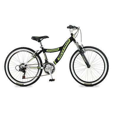 Велосипед подростковый горный Intenzo Terra 24