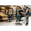 Велоколяска детская Thule Chariot Chinook1 + крепление к велосипеду, синяя - фото 5