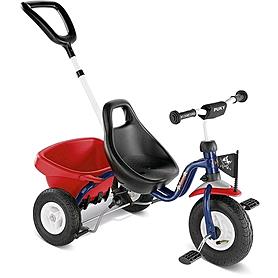Велосипед детский трехколесный  Puky CAT 1L красный
