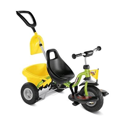 Велосипед детский трехколесный Puky CAT 1SL салатовый