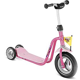 Самокат трехколесный Puky R 1 розовый