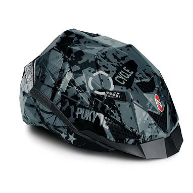 Шлем детский  Puky черный, размер L
