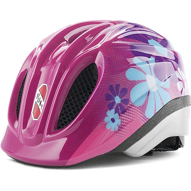 Шлем детский Puky PH 1 розовый, размер M/L