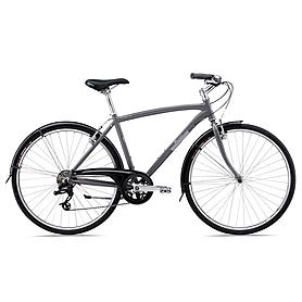 Велосипед городской Marin Bridgeway 28'' серый, рама - 19''