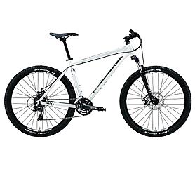 Фото 1 к товару Велосипед горный Marin Bobcat Trail 7.3 G 27,5'' белый рама - 17''