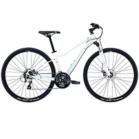 Фото 1 к товару Велосипед горный Marin San Anselmo 26'' белый рама - 17''