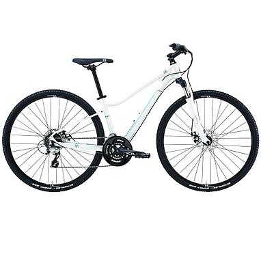 Велосипед горный Marin San Anselmo 26'' белый рама - 17''