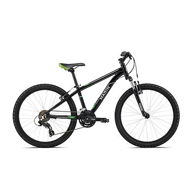 Велосипед горный подростковый Marin Bayview Trail Boys 24'' черный рама 11''