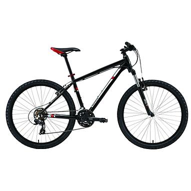 Велосипед подростковый горный Marin Bolinas Ridge 6.1 26'' черный рама - 13''