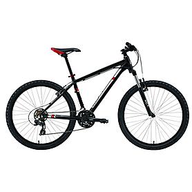 Велосипед горный подростковый Marin Bolinas Ridge 6.1 26'' черный рама - 15''