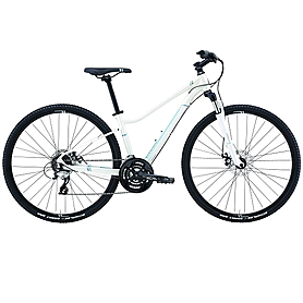 Фото 1 к товару Велосипед горный Marin San Anselmo 26'' белый рама - 15''