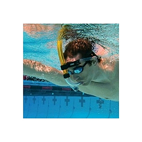 Фото 2 к товару Трубка для плавания Finis Swimmers Snorkel JR