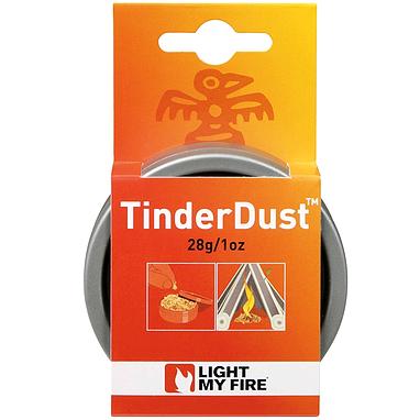 Стружка для разведения костра Light My Fire TinderDust pin-pack natural