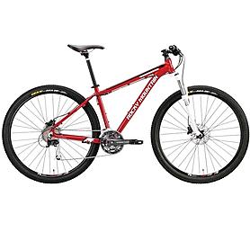 """Велосипед горный Rocky Mountain Soul 29"""" красный рама - XS"""