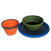 Набор Sea to Summit X-Series 3 pc set набор x-Bowl + x-Mug + x-Plate - фото 1