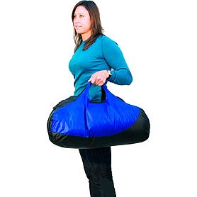 Фото 4 к товару Сумка городская складная Sea to Summit Ultra-Sil Duffle Bag синяя