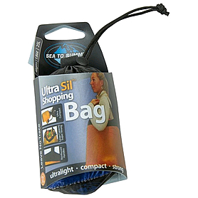 Фото 3 к товару Распродажа*! Сумка городская  складная Sea to Summit Ultra-Sil Shopping Bag синяя