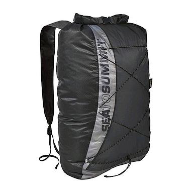 Рюкзак городской складной Sea to Summit UltraSil Dry Day Pack черный