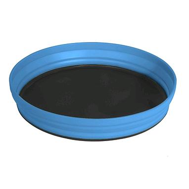 Миска складная Sea to Summit X-Plate синяя