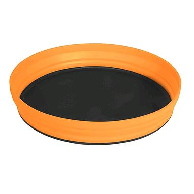 Миска складная Sea to Summit X-Plate оранжевая