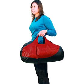 Фото 3 к товару Сумка городская складная Sea to Summit Ultra-Sil Duffle Bag красная