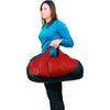 Сумка городская складная Sea to Summit Ultra-Sil Duffle Bag красная - фото 3