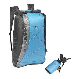 Рюкзак городской складной Sea to Summit UltraSil Dry Day Pack синий