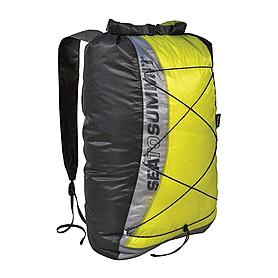 Рюкзак городской складной Sea to Summit UltraSil Dry Day Pack лайм