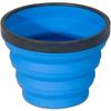 Чашка складная Sea to Summit X-Cup синяя - фото 1