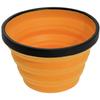 Чашка складная Sea to Summit X-Cup 250 мл оранжевая - фото 1