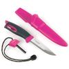 Нож-огниво Light My Fire FireKnife Pin-pack пурпурный - фото 1