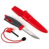 Нож-огниво Light My Fire FireKnife Pin-pack красный - фото 1