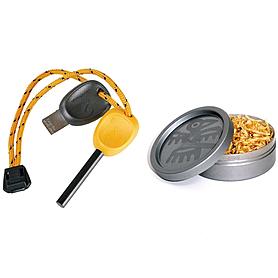 Набор для розжига Light My Fire FS Scout 2.0 желтое + TinderDust Combo