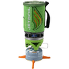 Горелка туристическая Jetboil Flash 1л зеленая - фото 1