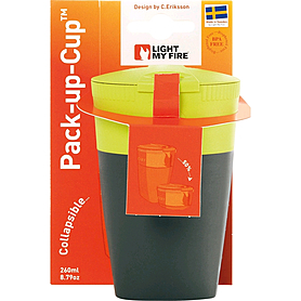 Фото 3 к товару Стакан Light My Fire Pack-up-Cup 260 мл желтый