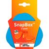 Набор посуды Light My Fire SnapBox 2-pack пурпурный/голубой - фото 4