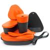 Набор посуды Light My Fire MealKit 2.0 pin-pack оранжевый - фото 1