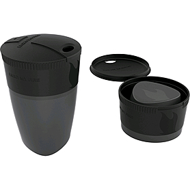 Фото 2 к товару Стакан Light My Fire Pack-up-Cup черный 260 мл