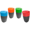 Набор стаканов Light My Fire Pack-up-Cup 4 pack Fourelements - фото 1