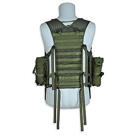 Фото 3 к товару Жилет разгрузочный Tasmanian Tiger TT Ammunition Vest хаки