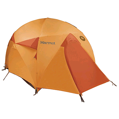 Палатка шестиместная Marmot Halo 6 Tent pale pumpkin/terra cotta
