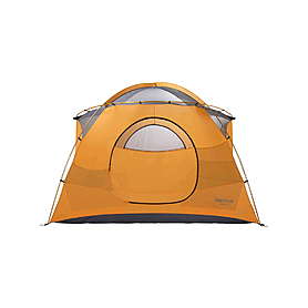 Фото 2 к товару Палатка шестиместная Marmot Halo 6 Tent pale pumpkin/terra cotta